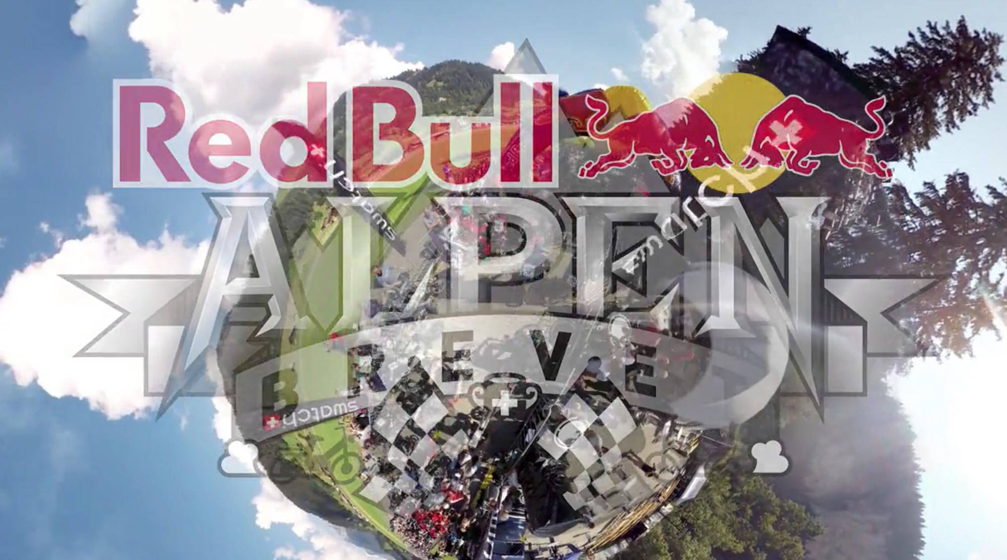 Red Bull Alpenbrevet in 360!
